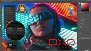 DXO PHOTOGRAPHER'S CHOICE 2021 | Full version | MAC | INSTANT DELIVERY |