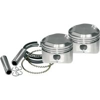 Wiseco 4999PS Piston Kit for 1999-06 Harley Davidson Twin Cam 88 95-3.875in