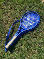 New listing Dunlop Blue Max 95 tennis racket L4 4.5 graphite. Great Condition W/ Case! VTG