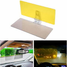 Day/Night Vision Universal HD UV Anti-Glare Auto Car Sun Visor Flip Down Shield
