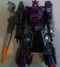 Galvatron Transformers Generations 2008 COMPLETE