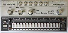 Roland TR-606 analog drum machine in EXCELLENT CONDITION! + UK PSU!