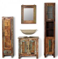 Vintage/Retro Solid Wood 60cm-80cm Cabinets & Cupboards