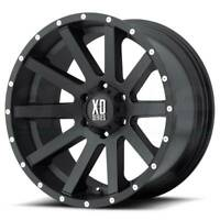 6x5.5 38mm KMC KM651 Slide Gloss Black 22x9.5 6x135 KM65122966338
