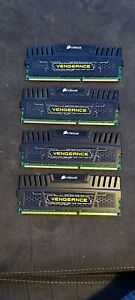 8GB (2x 4GB) Corsair Vengeance DDR3 1600MHz PC3-12800 CL8 Dual Channel Kit