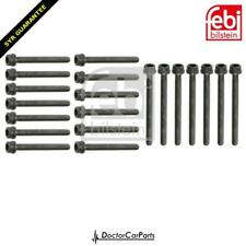 Head Bolt Kit FOR VW GOLF IV 99->06 2.8 Petrol 1J1 1J5 AQP AUE BDE 204bhp