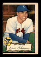 1952 Topps #32 Eddie Robinson  G/VG X1532637