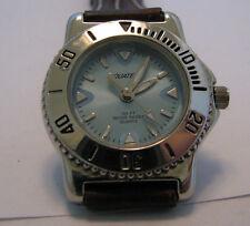 Aquatech Quartz Watch with New Leather Band