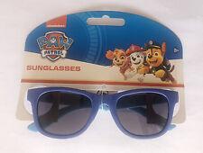 Kids Sunglasses Boys Girls Paw Patrol Nickelodeon Blue UV 400 Protection New