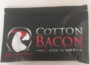 Cotton Bacon V2 By Wick N Vape - UK Stock