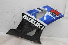 2003 SUZUKI GSXR1000 GSXR 1000 RIGHT LOWER MID UPPER SIDE FAIRING COWL