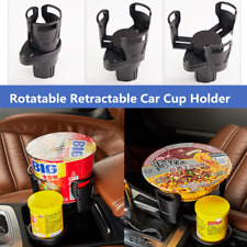 Multi-functional Car Holder Stand Sunglasses Phone Drink Bottle Cup Organizer