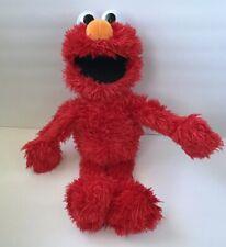 "2014 Talking Singing Play All Day Elmo 22"" Sesame Street plush toy - Hasbro play"