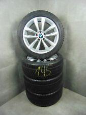 BMW ORIGINAL 5er F10 F11 Winter Kompletträder RDKS 18 Zoll Satz Reifen Felgen