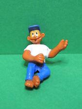 COCO pops : Figurine singe embout crayon PVC publicitaire céréale KELLOGG's N°1