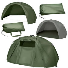 Trakker Tempest Brolly v2 + Full Infill Panel + Groundsheet NEW Carp Fishing