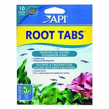 API Root Tabs 10pk Aquarium Plant Care Tablets + Iron