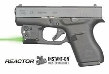 Viridian Green Lasers Reactor 5 Green Laser with ECR Holster for Glock 43 R5-G43