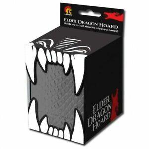 Legion Deck Box - Elder Dragon Hoard, Grey - New in Box - MtG - Magic - TCG