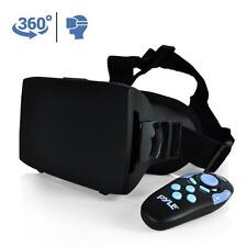 Pyle PLV3D15 Universal 3D VR Headset Glasses, Virtual Reality Viewing Goggles