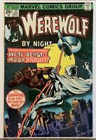 Werewolf By Night #33, VG/FN 5.0, 2nd Appearance Moon Knight