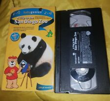 BABY GENIUS:  A Trip to the San Diego Zoo [VHS]