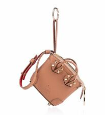 Christian louboutin Bag Charm Eloise Nude/gold Nwt $610.00