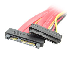 29Pin SAS Hard Disk drive SFF-8482 SAS Cable Male to Female Extension Cable