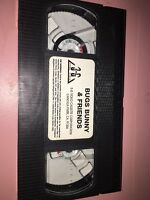 BUGS BUNNY & FRIENDS RARE VHS TAPE! 3-G HOME VIDEO! CLASSIC CHILDREN CARTOONS!