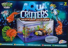 Weird Science Aqua Critters Make Your Own Prehistoric Aquarium Fish Kids Playset