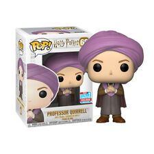 Funko Pop Harry Potter Quirinus Quirrell #68 Vinyl Figure Exclusive Limited New