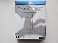 GAME OF THRONES / LE TRONE DE FER - SEIZOEN 3  - BLU-RAY - BOXSET 5 DVD