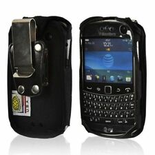 Turtleback Blackberry Bold 9900 Nylon Fitted Phone Case with Metal Belt Clip