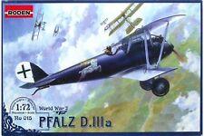 RODEN 015 1/72 Pfalz D.IIIa World War I