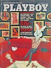 Playboy January 1977