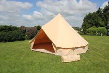 Gruppenzelt Tipi Zelt Sahara 400 Mannschaftszelt Bell Tent Steilwandzelt HERZOG