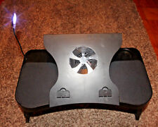 Gaming Laptop Tray Adjustable Computer Table For Small Lap Portable Bed Stand