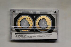 TEAC Cassette Torque Meter Test Tape MTT-8131N, New