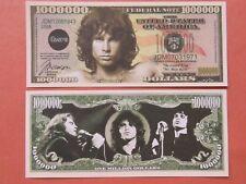 The DOORS Classic Rock Band ~ JIM MORRISON ~ Hip $1,000,000 One Million Dollars