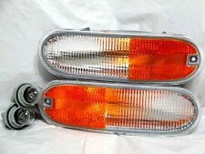 Front Side Corner Signal Parking Marker Light Lamps One Pair Fit 2005 Beetle