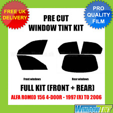 ALFA ROMEO 156 4-DOOR 1997 (R)-2006 FULL PRE CUT WINDOW TINT KIT