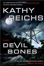 Kathy Reichs - Devil Bones (Dr. Temperance Brennan #11) - HC w/DJ 1st PRINT 2008