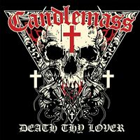 CANDLEMASS - DEATH THY LOVER (LIMITED EDITION EP)   CD NEU