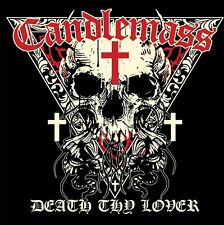 CANDLEMASS - DEATH THY LOVER (LIMITED EDITION EP)   CD NEUF