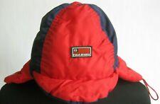 R. Lauren Polo Sport Hat American Flag Junior Ski Trapper Red Blue Lined Gift
