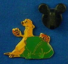 Timon from the Lion King Wood Box Set Bugs Leaf Disney Pin # 8485