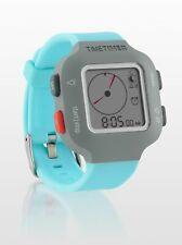Time Timer Armbanduhr Damen/Kinder hellblau - Countdowntimer, analog u digital