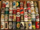 Beer Can Lot of 333 cans Clean, Nice, Well kept, Vintage collection 1970's!!!!
