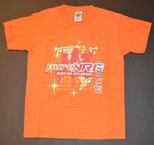 Pure NRG Youth Size Medium 10/12 Christian T Shirt  Here We Go Again Tween Music
