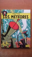 BLAKE ET MORTIMER T. 7 : S.O.S. METEORES - E.-P. JACOBS  - REED. ED. BLAKE -1989